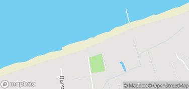Plaża Ustronie Morskie – mapa