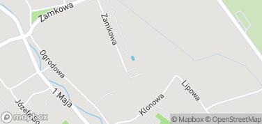 Park Miniatur Zabytków Dolnego Śląska – mapa