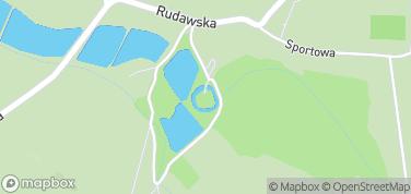 Zamek w Karpnikach – mapa