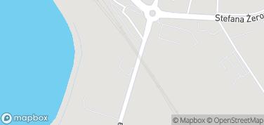 Parowozownia Wolsztyn – mapa