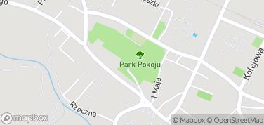 Kościół Pokoju w Jaworze – mapa