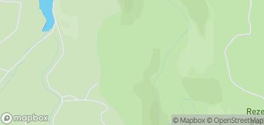 Książański Park Krajobrazowy – mapa