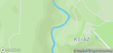 Przełomy Pełcznicy – mapa