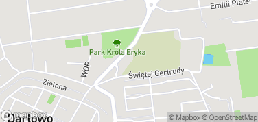 Kościół św. Gertrudy – mapa