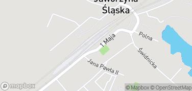 Wakacyjny Pociąg Muzealny – mapa
