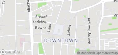 Rynek w Lesznie – mapa
