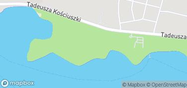 Bunkier Trzesiecki – mapa