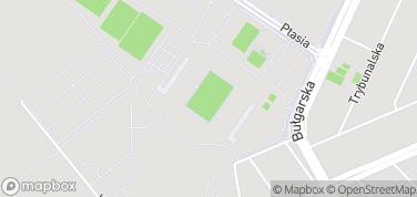 INEA Stadion – mapa