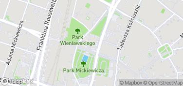 Teatr Wielki im. S. Moniuszki – mapa