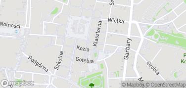 Muzeum Archeologiczne Pałac Górków – mapa
