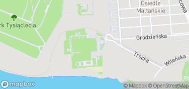 Termy Maltańskie – mapa