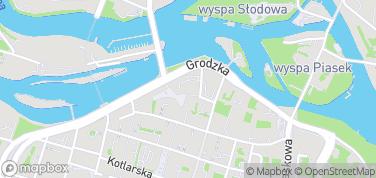 Kościół Imienia Jezus – mapa