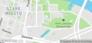 Muzeum Architektury – mapa
