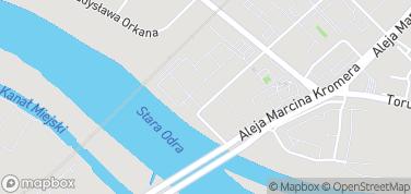 Browar Stu Mostów – mapa