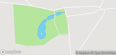 Zespół Pałacowy – mapa