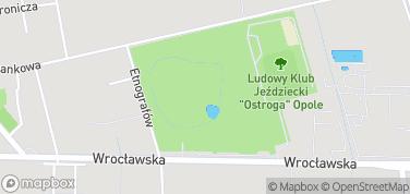 Muzeum Wsi Opolskiej – mapa