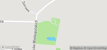 Pałac w Lewkowie – mapa