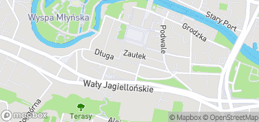 Bydgoskie Autografy – mapa