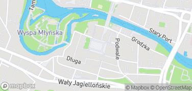Stary Rynek – mapa