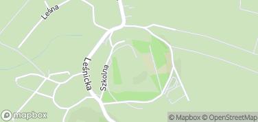 Sanktuarium św. Anny – mapa