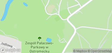 Zespół Pałacowo-Parkowy – mapa