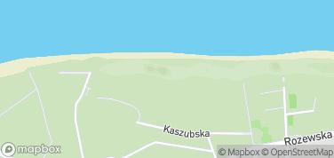Bulwar Nadmorski – mapa