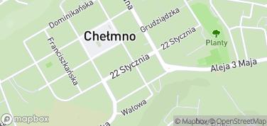 Miasto Zakochanych – mapa