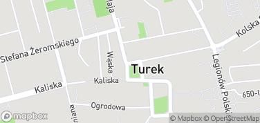 Muzeum Rzemiosła Tkackiego – mapa