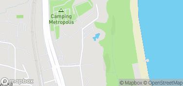 Aquapark Sopot – mapa