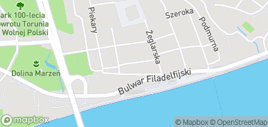 Żywe Muzeum Piernika – mapa