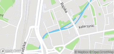 Ratusz Staromiejski – mapa