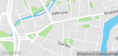 Hala Targowa Gdańsk – mapa