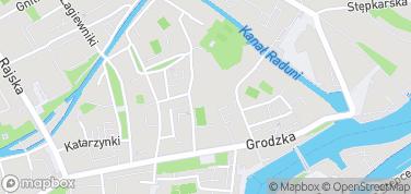 Muzeum Poczty Polskiej – mapa