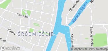 Żuraw – mapa