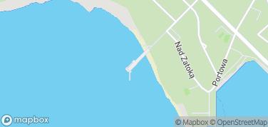 Molo – mapa
