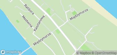 Międzymorze – mapa