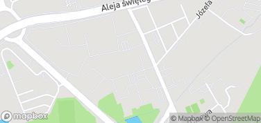 Kopalnia Guido – mapa