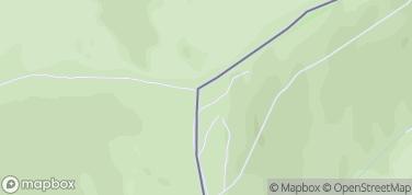 Taras widokowy – mapa