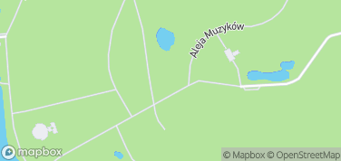 Park Śląski – mapa