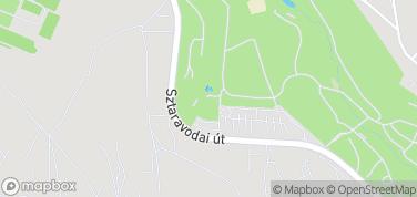 Szentendre Skansen Museum – mapa