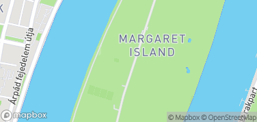Wyspa Małgorzaty – mapa