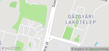 Muzeum Aquincumi – mapa