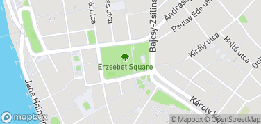 Park Elżbiety – mapa