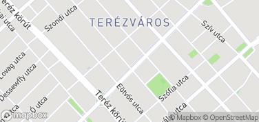 Dom terroru – mapa