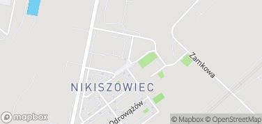 Nikiszowiec – mapa