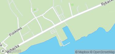 Muzeum Zalewu Wiślanego – mapa