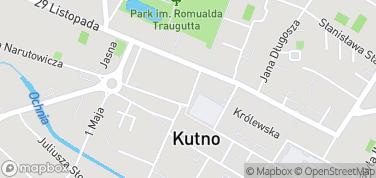 Ratusz w Kutnie - Muzeum Regionalne – mapa