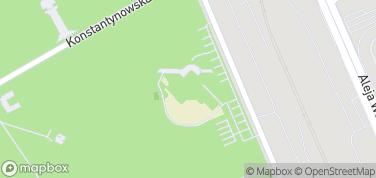 Aquapark Fala – mapa