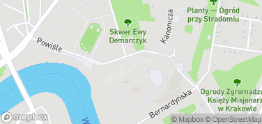 Brama Herbowa – mapa