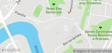 Katedra Wawelska – mapa